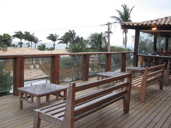 Coronado Inn : LIVING EXTERIOR AL LADO DE LA PISCINA CLIMATIZADA