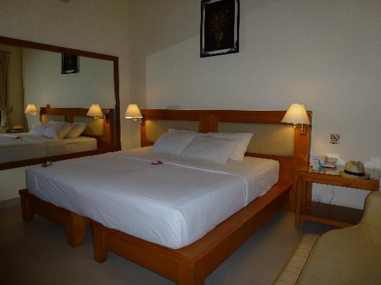 Febri's Hotel & Spa: Our room