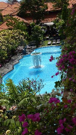 Febri's Hotel & Spa: Pool & Garden