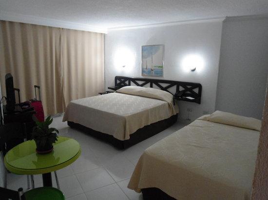 Hotel Calypso : Habitación 602