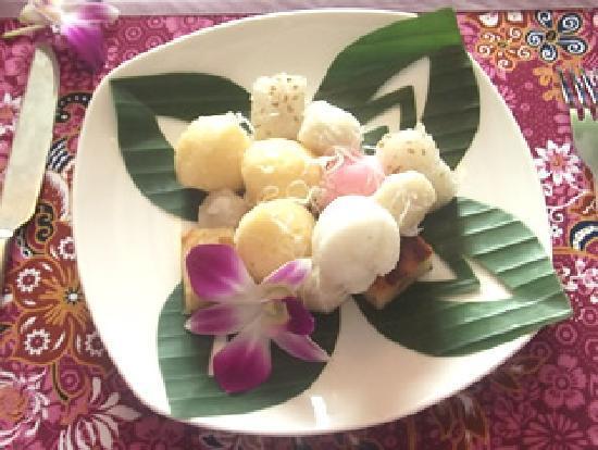 พระตะบอง โลตัส โฮเต็ล: Cambodian dessert - Battambang Lotus Hotel