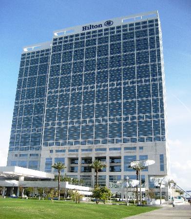 Hotel Picture Of Hilton San Diego Bayfront San Diego