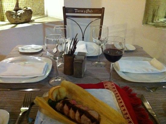 Tierra y Cielo Restaurante: vinos mexicanos
