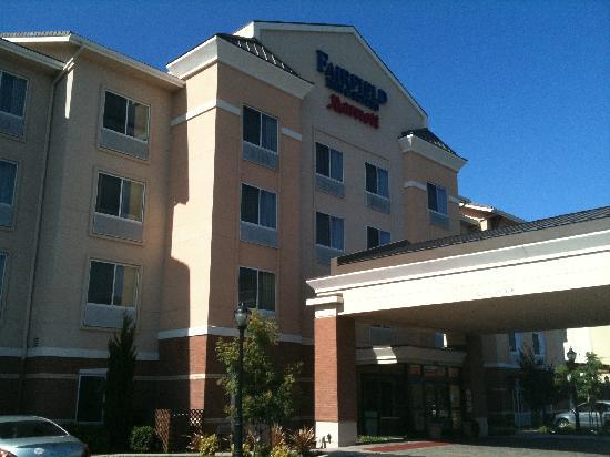 Fairfield Inn & Suites by Marriott Santa Maria: Fairfield Inn by Marriott - Santa Maria