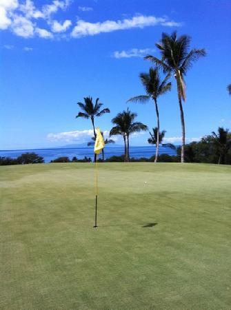Wailea Golf Club: what a view