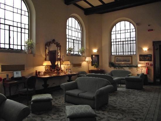 Hotel Viminale: lobby