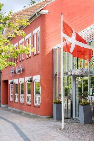 Hotel DalGas: Facade
