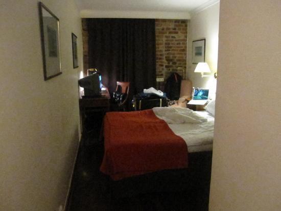 First Hotel Reisen: My room