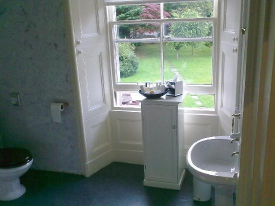 Loch Ness Country House Hotel at Dunain Park: bagno