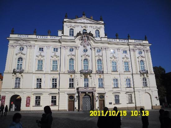 Hotel U Ceske koruny: Altstadt