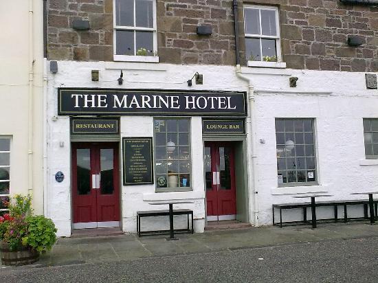 Marine Hotel: ingresso