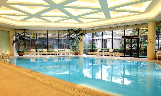 The Kunlun Beijing: Indoor Pool