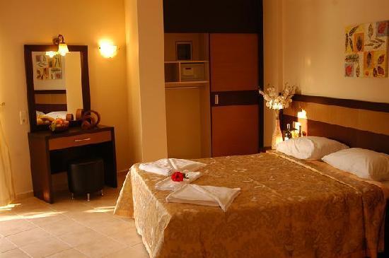 Dalyan Tezcan Hotel: room