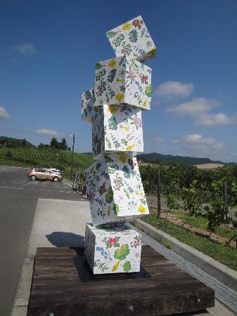 Furano, Japan: 六花亭包裝紙