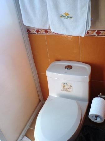 Hotel Santa Luisa Finca-Resort: toilet