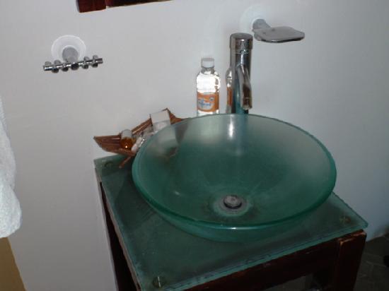 Hotel Santa Luisa Finca-Resort: sink
