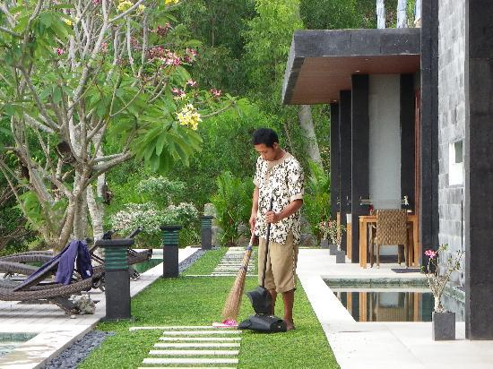 Daily accurate maintenance of The Puncak