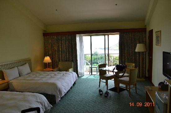 Howard Beach Resort Kenting : Room