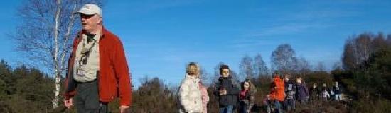 Genk, Belgium: National Park Hoge Kempen Ranger