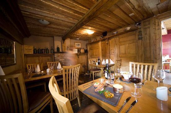 Ballyrobin Country Lodge: The Snug