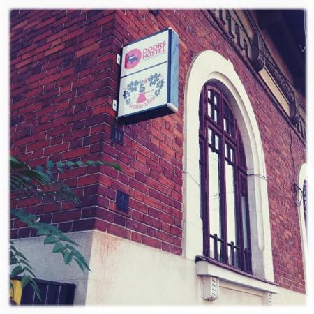 Podstel Bucharest: Doors Hostel