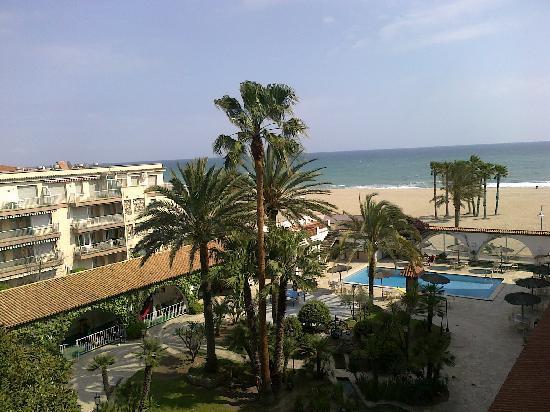Coma Ruga, Espanha: hotel