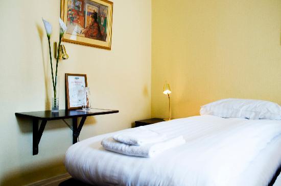 Hotel Stureparken: Single room