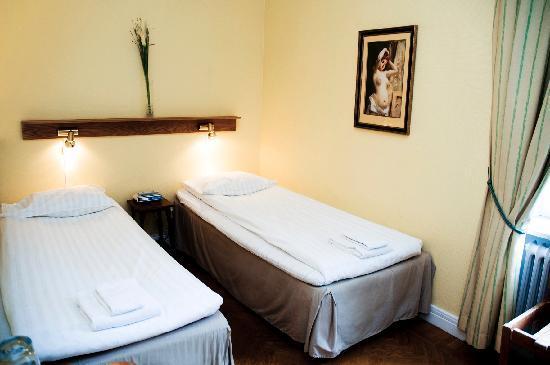 Hotel Stureparken: Twin room