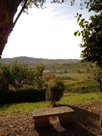 Casa di Maio: view from garden