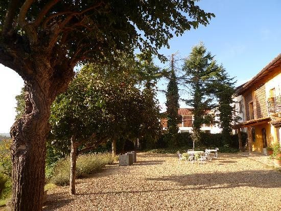 Casa di Maio: view of garden