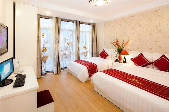 河內假日鑽石酒店照片