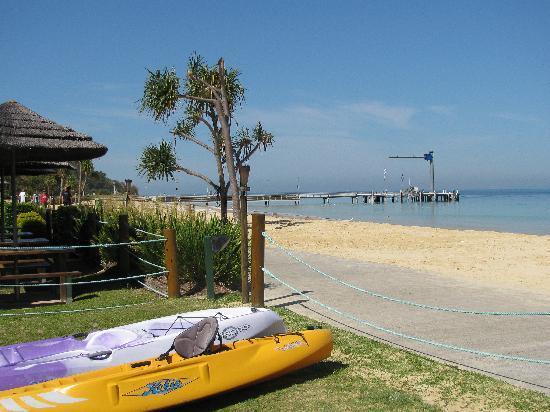 รีสอร์ทแทงกาลูมม่าไอส์แลนด์: Tangalooma beach resort