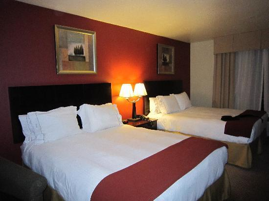 Holiday Inn Express Hotel & Suites Hollywood Hotel Walk of Fame: habitacion 623