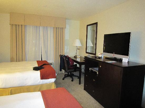 Holiday Inn Express Hotel & Suites Hollywood Hotel Walk of Fame: hab 623