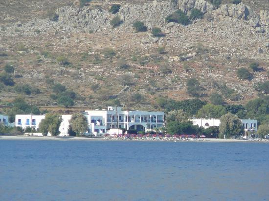 Hotel Eleni Beach: Hotel Eleni - by the beach