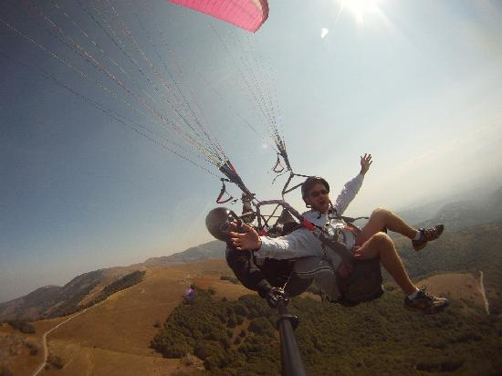 Heli XC Paragliding : paragliding macedonia
