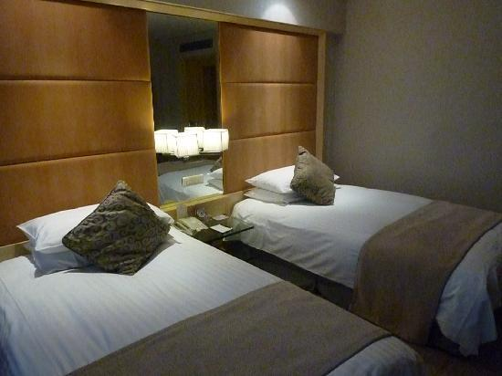 Jin Jiang Tower Hotel: bedroom