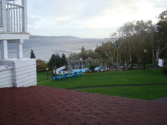 Keltic Lodge Resort & Spa: View from our room...