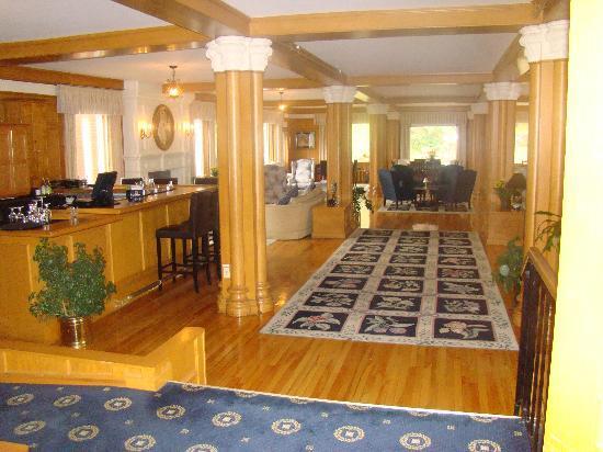 Keltic Lodge Resort & Spa : The lounge