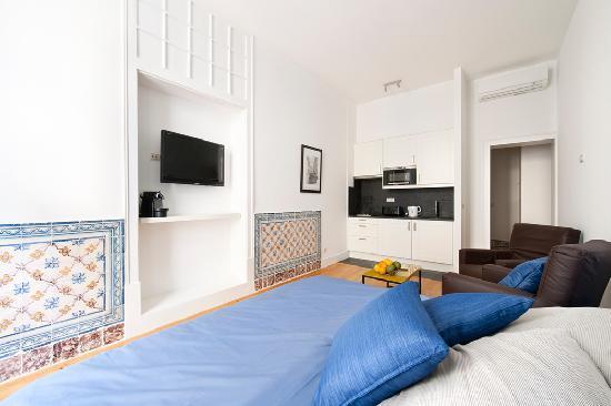 Livinglisboa Baixa Apartments: JUNIOR