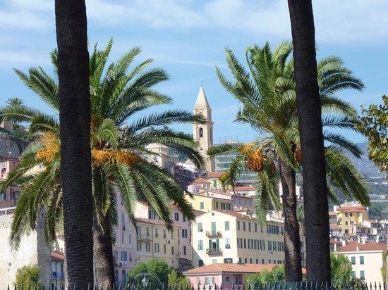 La città storica di Ventimiglia