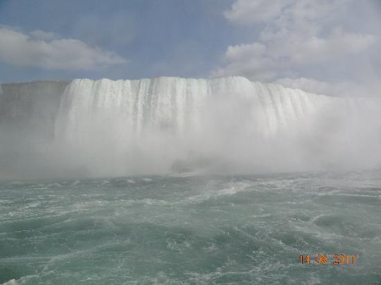 Niagara Falls Marriott Fallsview Hotel & Spa: Niagara falls