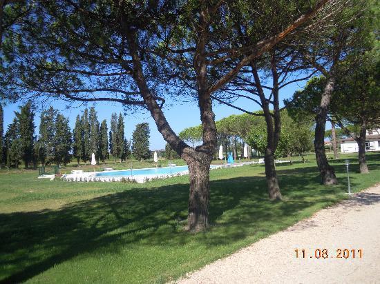 Di La Dal Fiume : la piscina