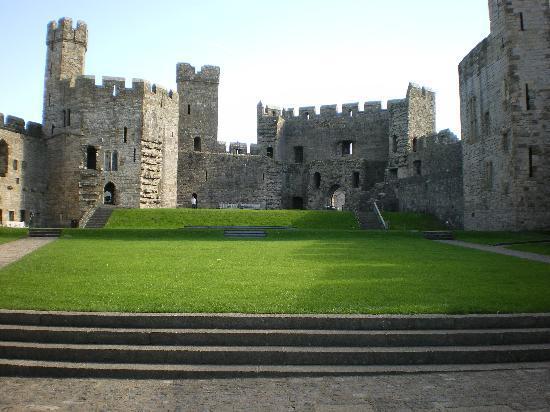 Caernavon Castle