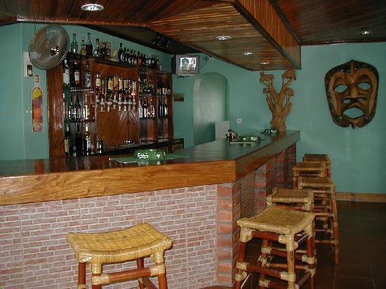 Pedro's Lodge: Bar