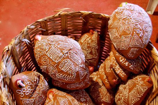 Mitla: Pan de Muerto tradicional