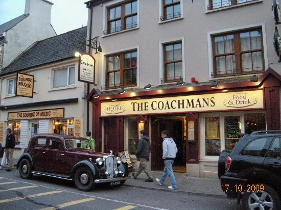 Coachmans Townhouse Hotel