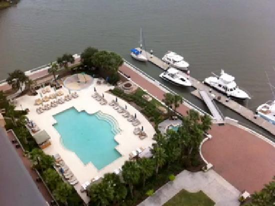 The Westin Savannah Harbor Golf Resort & Spa: more of the view