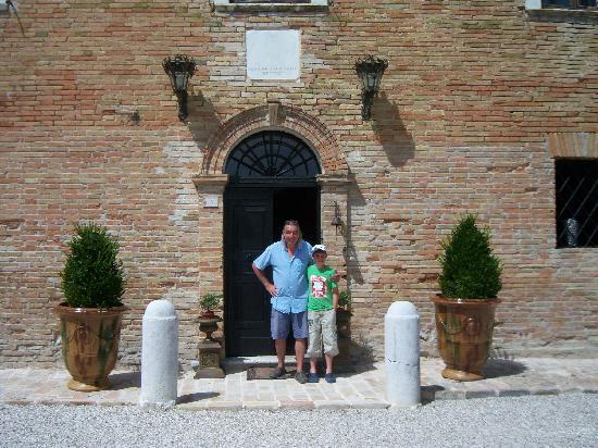 Thierry en Tuur voor Villa Barocco
