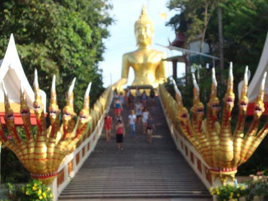 Pattaya, Tailandia: Buddha hill